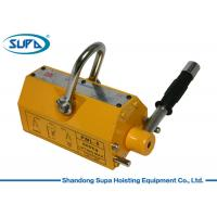 Buy cheap Steel Plate Permanent Magnetic Lifter Undersurface V Style Design OEM Acceptable product