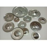 Buy cheap Stainless Or Galvanized Steel Self Locking Washer For Insulation Pins product