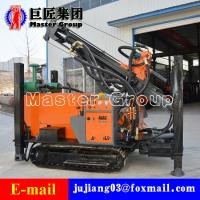 Buy cheap FY200 crawler type pneumatic drilling rig deep water drilling machine for sale from wholesalers
