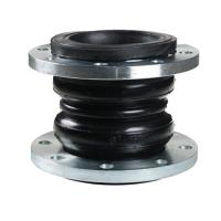 China twin sphere rubber expansion joint on sale