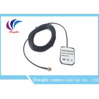 Buy cheap Active Auto GPS Antenna Built - In Amplifier Satellite Positioning SMA - J Connector product