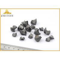 Buy cheap Non - Standard Tungsten Carbide Parts , Tungsten Carbide Lathe Tools For CNC Machine Cutting Tools product