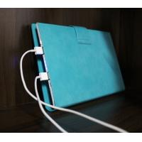 Buy cheap 6mm Super Slim Portable Mobile PU Leather Notebook Power ...