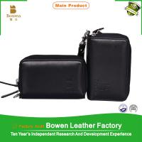 Buy cheap K-L12H8-A Handmade Genuine Leather Key Case Wallet / Key Holder Wallet/ Coin Purse product