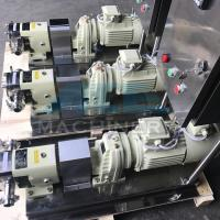 Buy cheap Stainless Steel Rotor Pump For Transfering High Viscous Liquid Food Pump  Sanitary Lobe Pump product