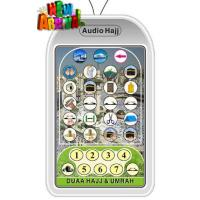 Buy cheap Custom/OEM Duaa Hajj Player, Arabic Indonesian/Malayu/English Language Gift product