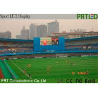 Buy cheap Outdoor P8 Stadium LED Screens High Brightness Large Stadium Display Screen product