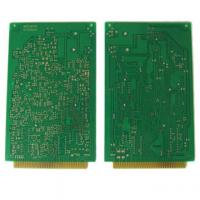 Buy cheap 4-layer PCB with Immersion Gold + Gold Finger Plating, High-Tg, FR4 from wholesalers