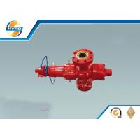 Buy cheap Oil field valve Oil transfer Pipeline valve Hydraulic valve Handle valve Gate valve Manifold valve product