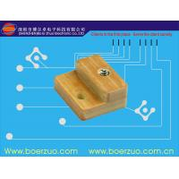 Buy cheap Glossy Polycarbonate Blue Membrane Switch Panel With LED Window ISO9001 product