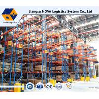Buy cheap Powder Coating Heavy Duty Loading Capacity Pallet Racking With Wide Range product