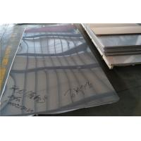 Buy cheap 430 Grade Decorative Stainless Steel Plate 1000 1220 1240 1500mm Width product