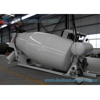 Buy cheap Electric Control 5 m3 Mixer Truck Bowl for 6X4 HINO Mixer Truck in New Zealand product