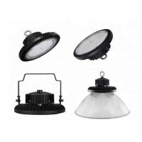 Buy cheap UFO Round LED High Bay Light Fixtures Dimmable Microwave Motion Sensor product