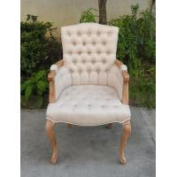 Comfortable Leisure Wedding Fabric Decoration Armchairs Wood,Wedding Wood Armchairs