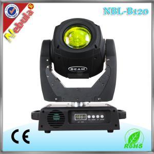 China Nebula Professional Lighting 120w 2r Beam Moving Head In Lighting on sale
