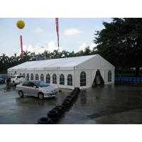 Buy cheap Square / Circle Outdoor Event Tent White Clear Span Tent With Aluminum Profile product