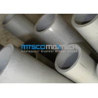 China Heavy Wall Thickness Duplex Steel Tube ASTM A790 UNS S31803 For Chemical Industry on sale