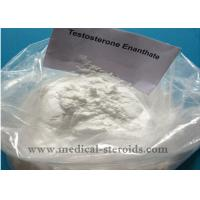High Purity Bodybuilding Testosterone Anabolic Steroid Testosterone Enanthate CAS 315-37-7