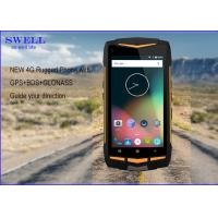 China Rugged Handheld Industrial Smartphone IP68 Industrial Mobile Phone on sale