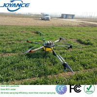 Buy cheap Joyance sprayer drone, crop-dusting drone, uav drone agricultural sprayer product