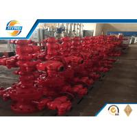 Buy cheap API 6A X-Mass tree / Christmas Tree / Wellhead Equipment for Oilfield , Oilfield Vehicles from Wholesalers