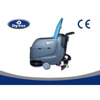 China Big Area Floor Washer Scrubber Dryer Machines , Easy Operation Industrial Floor Cleaners on sale