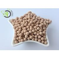 Buy cheap Beige 3a Molecular Sieve Desiccant 3 Angstrom Molecular Sieves For Refrigeration Filter product