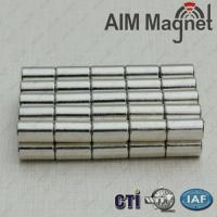 Buy cheap D10x30mm neodymium bar magnets n38 product