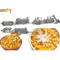 Buy cheap Cereal Corn And Wheat Flakes Millet Flakes Making Machine Long Life Warranty product