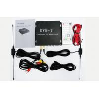 Buy cheap MPEG4 H.264 Television DVB Digital TV Tuner for Car product