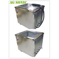 China 28 / 40khz Industrial Ultrasonic Cleaner For Gears Metal / Plastic Precision Bearings on sale