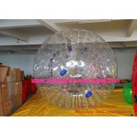 Safe Waterproof Inflatable Human Hamster Ball Rental For Adults / Kids