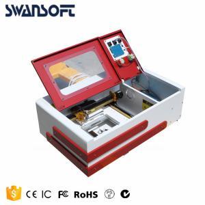 Buy cheap 3020 mini laser engraving machine 40w 50w laser engraving machine 30*20cm product