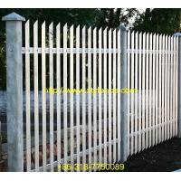Buy cheap hot-dipped galvanized steel palisade product