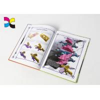 Buy cheap Custom Hardcover Book Printing / Learning English Grammar Book CMYK Color product