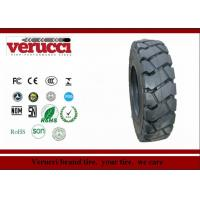 China 8.15-15 Ply Rating 16 Forklift Tires ,  Anti Sliding Industrial Truck Tires on sale