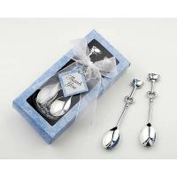Silver Chrome Demitasse Spoons