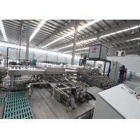 Buy cheap Bus Front And Back Windshield Glass Washing / Glass Processing Equipment product