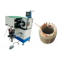 Buy cheap Horizontal Motor Stator Lacing Machine Single Side Coil Turns SMT - DW300 product