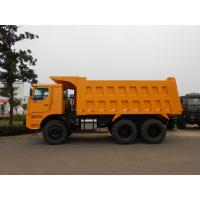 Buy cheap Transport Semi Trailer Mining Transporter With Dual Enclosed Door product