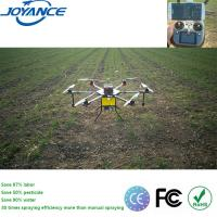 China china durable 6kgs drone sprayer , agriculture drone , uav drone crop duster on sale