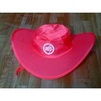 Buy cheap Nylon Foldable Hats,Cowboy Hats product