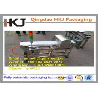 Buy cheap Customized Size Food Metal Detector For Food Packaging / Manufacturing product