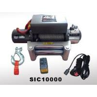 Quality 4wd Electric Winch (Sic10000) Fast Line Speed for sale