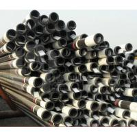 China Short Threads Steel Casing Pipe , Boring Casing Pipe Coupling Element Connected on sale