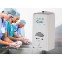 Buy cheap Hospital Doctor Hand Hygiene Washing Touch Free Antibacterial Soap Dispenser for Infection Control product
