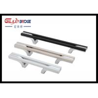 Buy cheap Hollow Kitchen Cabinet Handles And Knobs 160mm Aluminum Assembly T Bar Simple Modern Pulls product