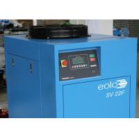 Electric Industrial Screw Air Compressor VFD , 30 Hp Rotary Screw Air Compressor