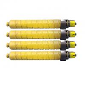 Buy cheap MPC3004 / MPC3504 Ricoh Toner Cartridge CMYK Toner Set For MP C3503SP Laser from wholesalers